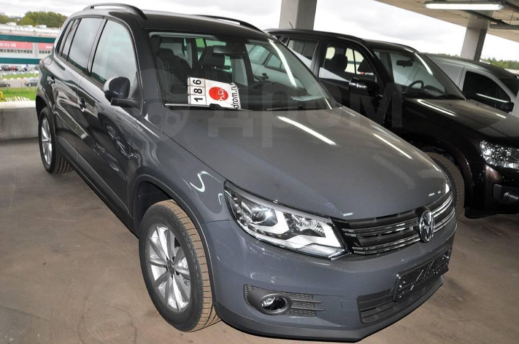 Volkswagen Tiguan 2 0 Tsi At Trend Amp Fun 10 2014 10 2015
