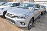 Toyota Hilux Pick Up. СЕРЕБРИСТЫЙ МЕТАЛЛИК (1C0/1D6)