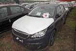 Peugeot 308. СЕРЫЙ (GRIS HURRICANE) (9GP0)