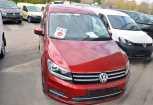 Volkswagen Caddy. КРАСНЫЙ SALSA (4Y4Y)