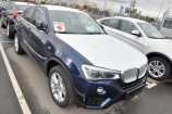 BMW X4. ТЕМНО-СИНИЙ, МЕТАЛЛИК (A76)