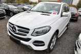 Mercedes-Benz GLE. БЕЛЫЙ БРИЛЛИАНТ МЕТАЛЛИК (799)