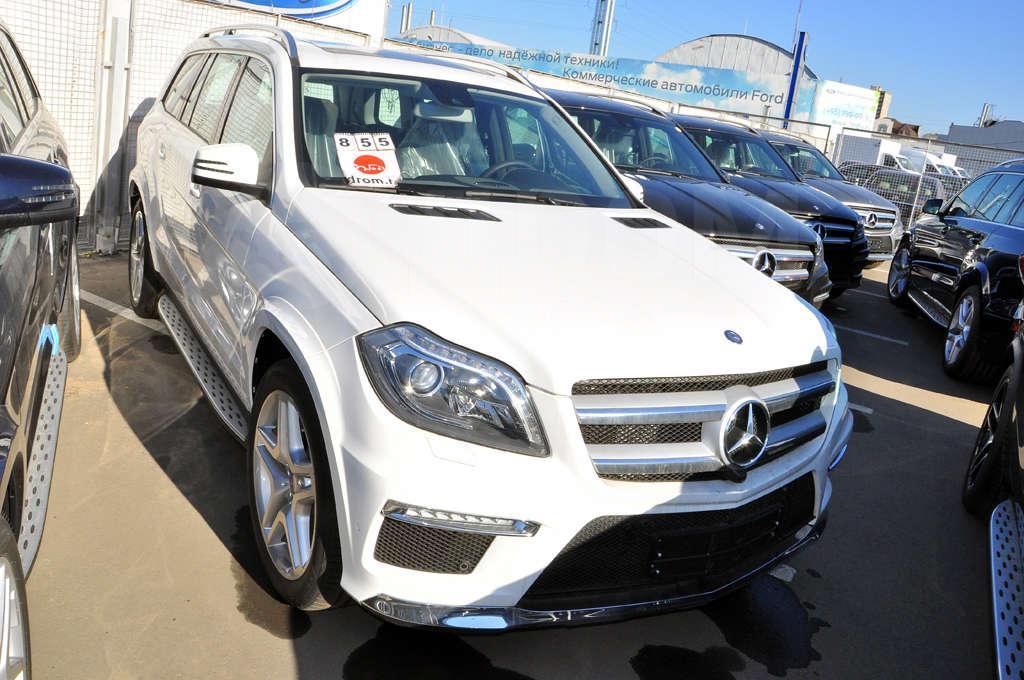 Mercedes-Benz GL-klasse GL 400 4Matic specificaties ...