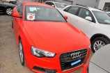 Audi A5. КРАСНЫЙ (BRILLIANT RED) (C8C8)