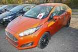 Ford Fiesta. ОРАНЖЕВЫЙ (MARS RED)