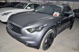 Infiniti QX70. GRAPHITE SHADOW_СЕРЫЙ (KAD)