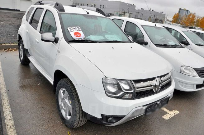 Renault Duster, 2018 год, 1 103 980 руб.