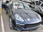 Porsche Cayenne. ТЕМНО-СИНИЙ МЕТАЛЛИК_MOONLIGHT BLUE (C7)