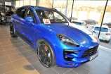 Porsche Macan. СИНИЙ МЕТАЛЛИК_SAPPHIRE BLUE (N1)