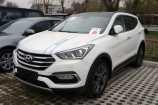 Hyundai Santa Fe. WHITE CHRYSTAL_БЕЛЫЙ (PW6)
