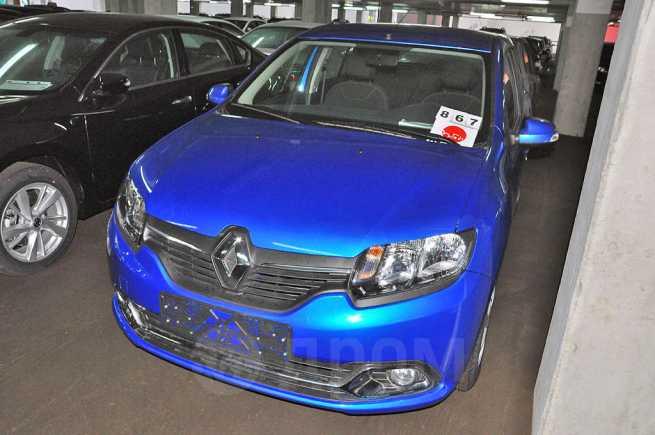 Renault Logan, 2018 год, 710 000 руб.