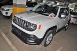 Jeep Renegade. БЕЛЫЙ (ALPINE WHITE)