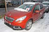 Peugeot 2008. КРАСНЫЙ МЕТАЛЛИК ROUGE TOURMALINE (M0V7)