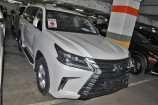 Lexus LX450d. БЕЛЫЙ ПЕРЛАМУТРОВЫЙ (077)