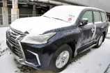 Lexus LX450d. ТЕМНО-СИНИЙ МЕТАЛЛИК (8X5)