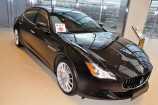 Maserati Quattroporte. NERO RIBELLE_ЧЕРНЫЙ