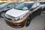 Kia Ceed. MATRIX BROWN (J5N)