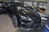 Lexus RX200t. ЧЕРНЫЙ (223/212)