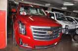 Cadillac Escalade. CRYSTAL RED TINTCOAT_КРАСНЫЙ (GBE)