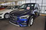 BMW X1. СИНИЙ ЭШТОРИЛ (B45)