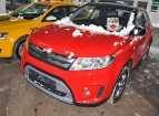 Suzuki Vitara. BRIGHT RED / ЧЕРНАЯ КРЫША (A9H)