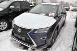 Lexus RX200t. ТЕМНО-СИНИЙ (8X5)