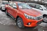Toyota Hilux Pick Up. ОРАНЖЕВЫЙ МЕТАЛЛИК (4R8)