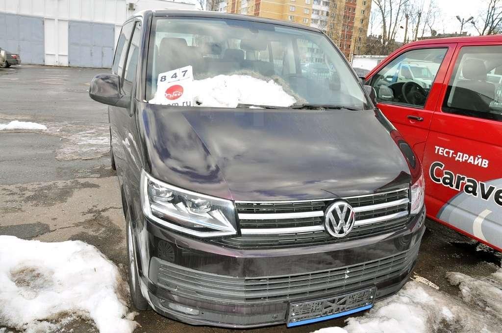 hyundai grand starex или volkswagen transporter