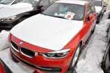 BMW 3-Series. КРАСНЫЙ МЕЛЬБУРН, МЕТАЛЛИК (A75)
