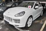 Porsche Cayenne. БЕЛЫЙ МЕТАЛЛИК_CARRARA WHITE