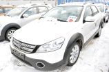 Dongfeng H30 Cross. БЕЛЫЙ