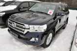 Toyota Land Cruiser. ТЕМНО-СИНИЙ МЕТАЛЛИК (8P8)