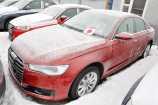 Audi A6. КРАСНЫЙ, ПЕРЛАМУТР (GARNET RED) (9C9C)