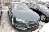 Audi A4. ТЕМНО-ЗЕЛЕНЫЙ (GOTLAND GREEN) (Q6Q6)