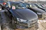 Audi A4. СЕРЫЙ, ПЕРЛАМУТР (MANHATTAN GREY) (H1H1)