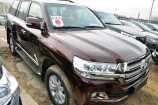 Toyota Land Cruiser. КРАСНО-КОРИЧНЕВЫЙ МЕТАЛЛИК (4S6)